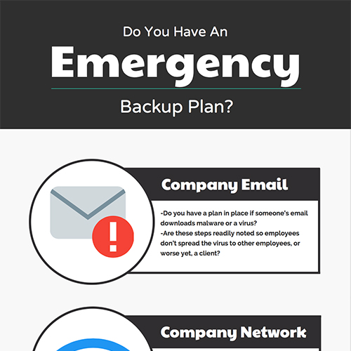 Do You Have An Emergency Backup Plan?