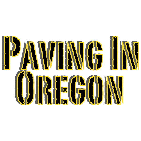 Paving in Oregon Case Study