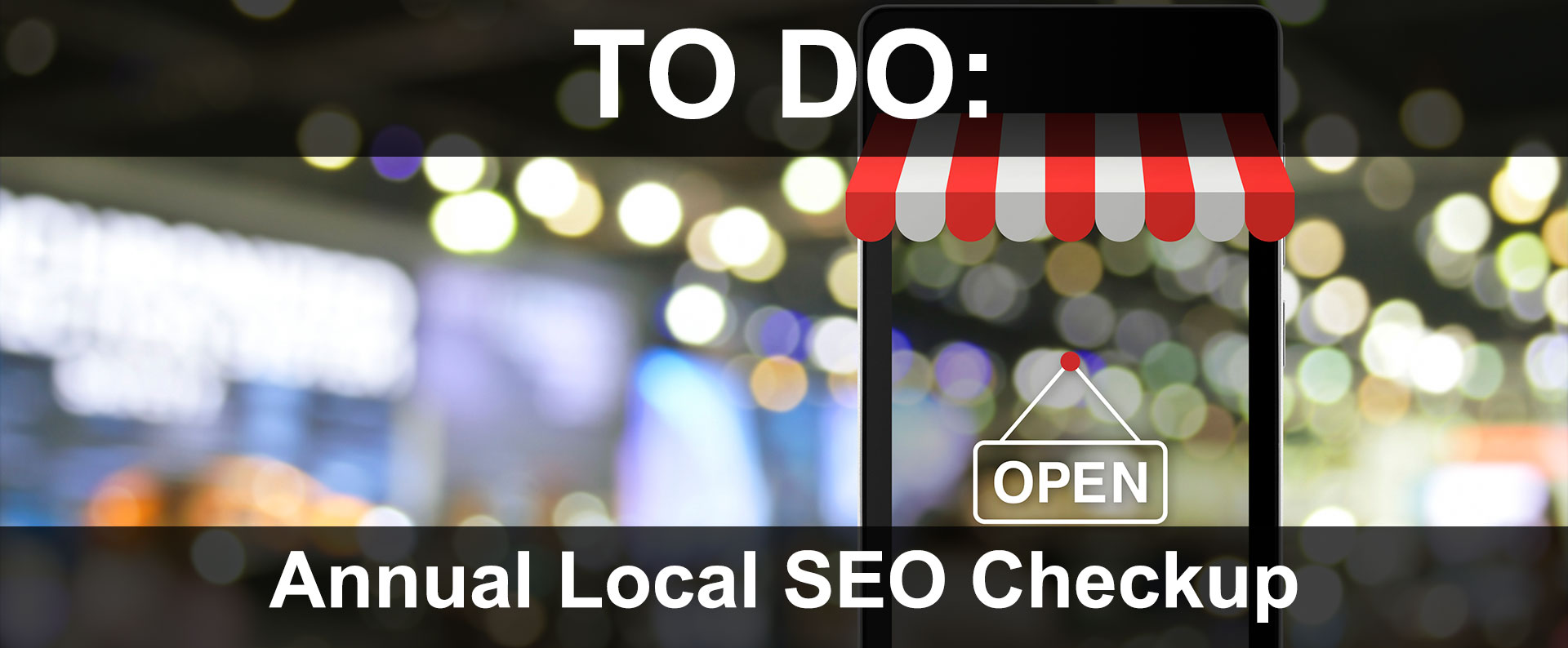 A List Of Local SEO Priorities