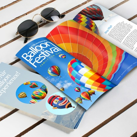 Custom Printed Business Brochures
