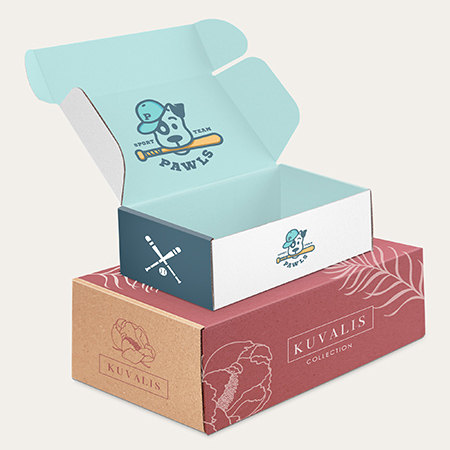 Custom Mailer Boxes