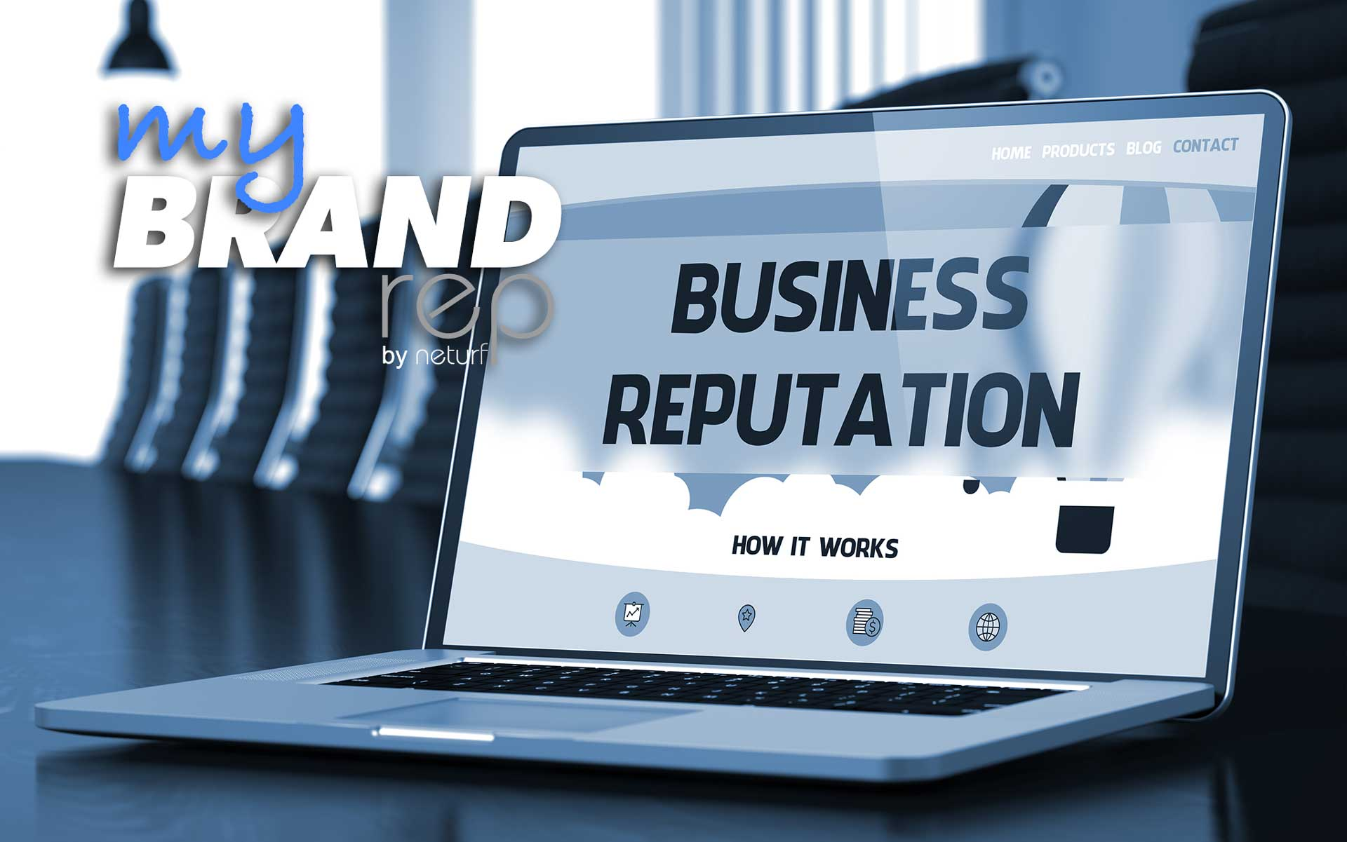 Manage your brand with myBRANDrep