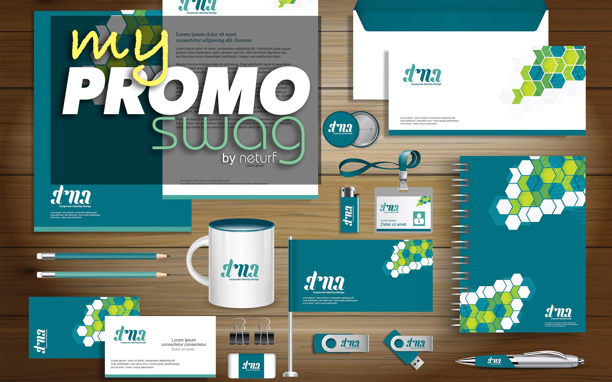 Promote your brand with myPROMOswag