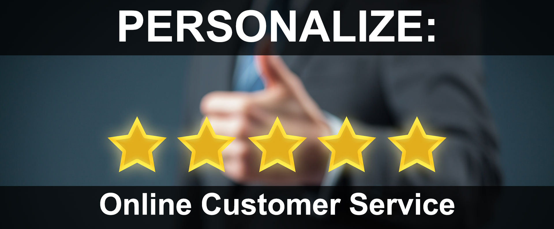 Personalizing Online Customer Service