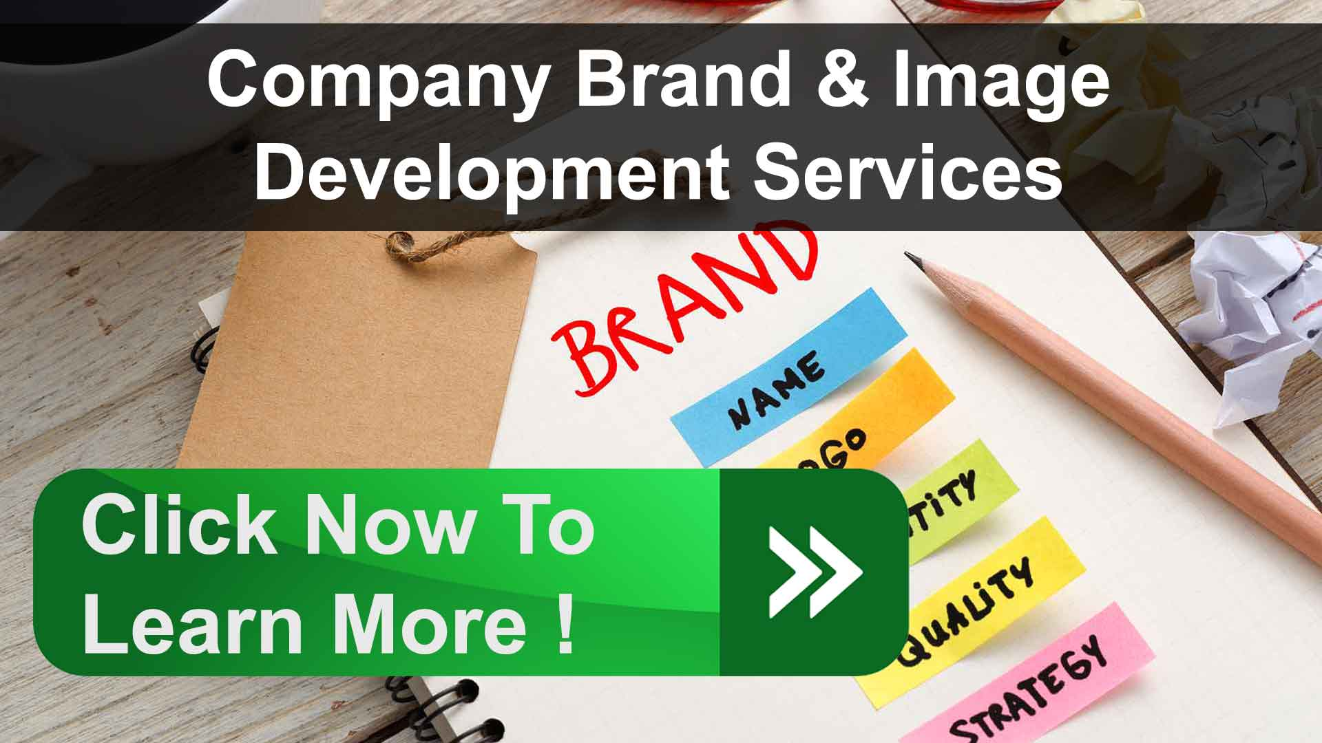 Company Brand & Image Development Services