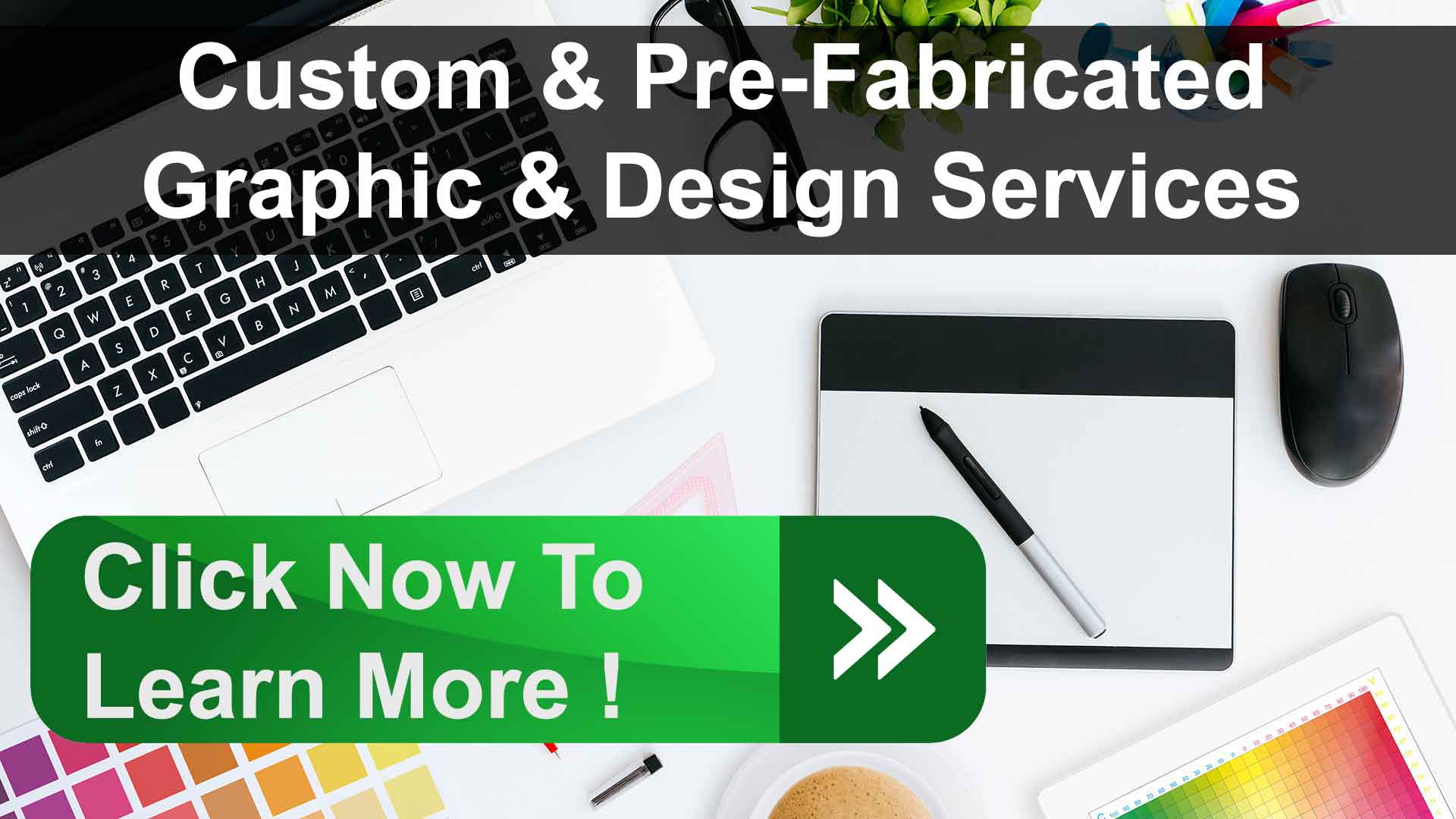 Graphic & Web Design Services