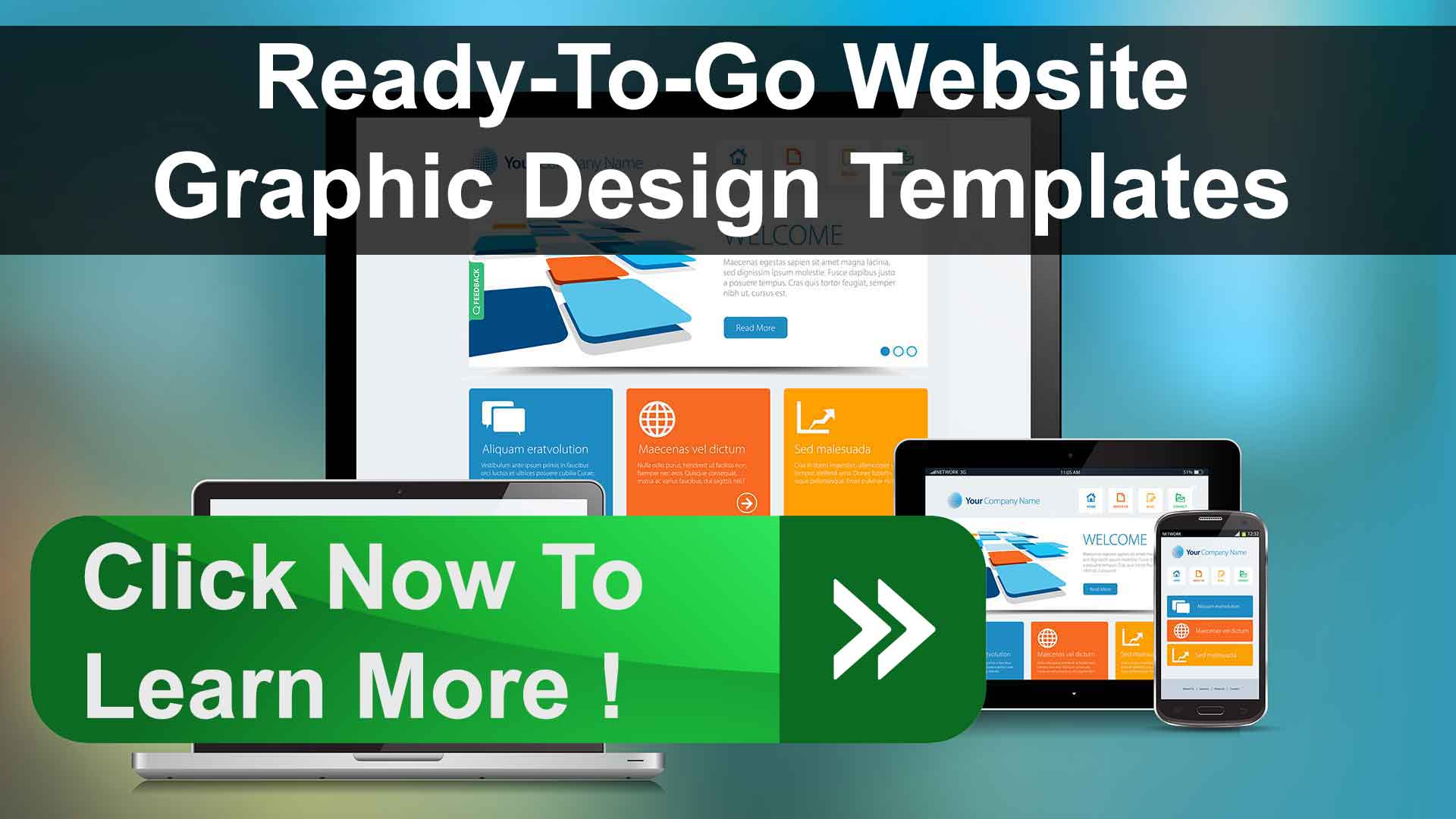 Professional Responsive Website Design Examples and Templates