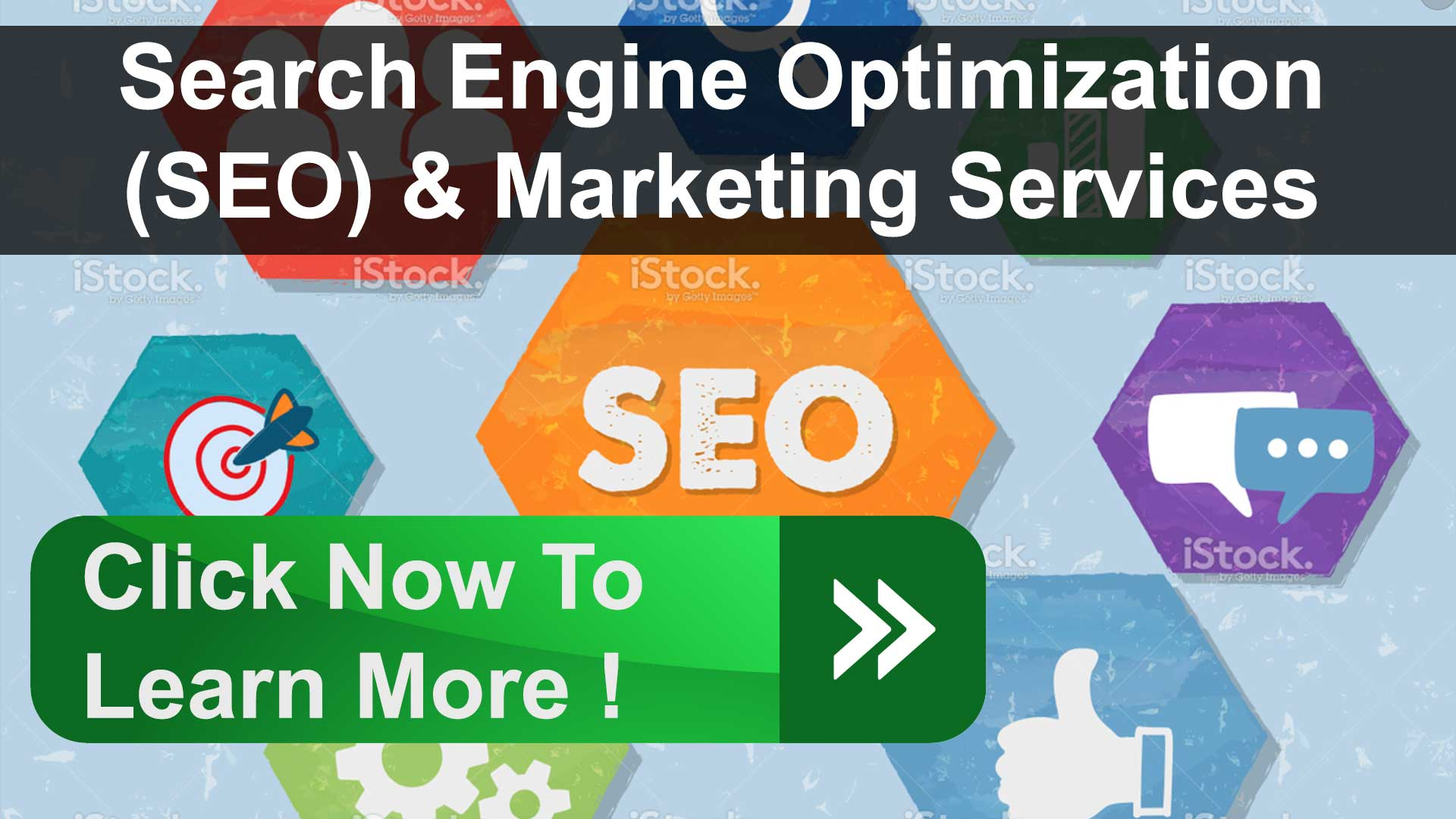 Website SEO & Promotion Services - Search Engine Optimization & Marketing